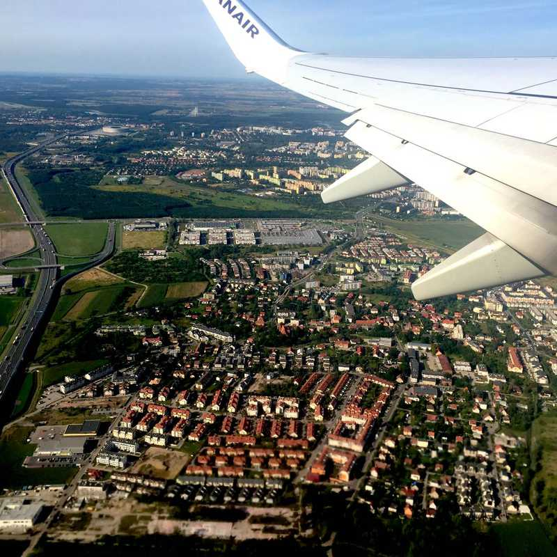Wrocław Nicolaus Copernicus Airport