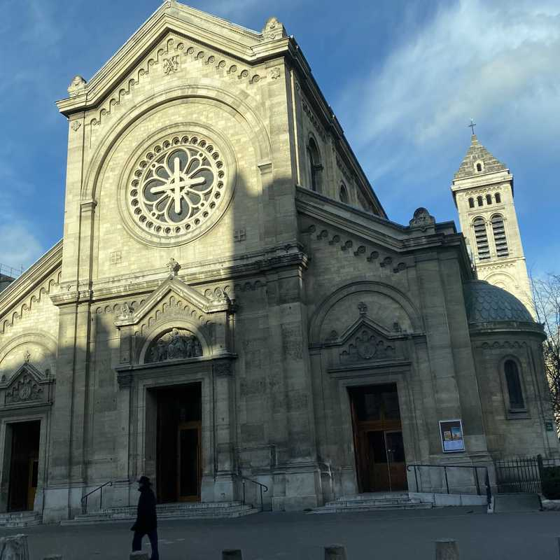 Église Notre-Dame des Champs