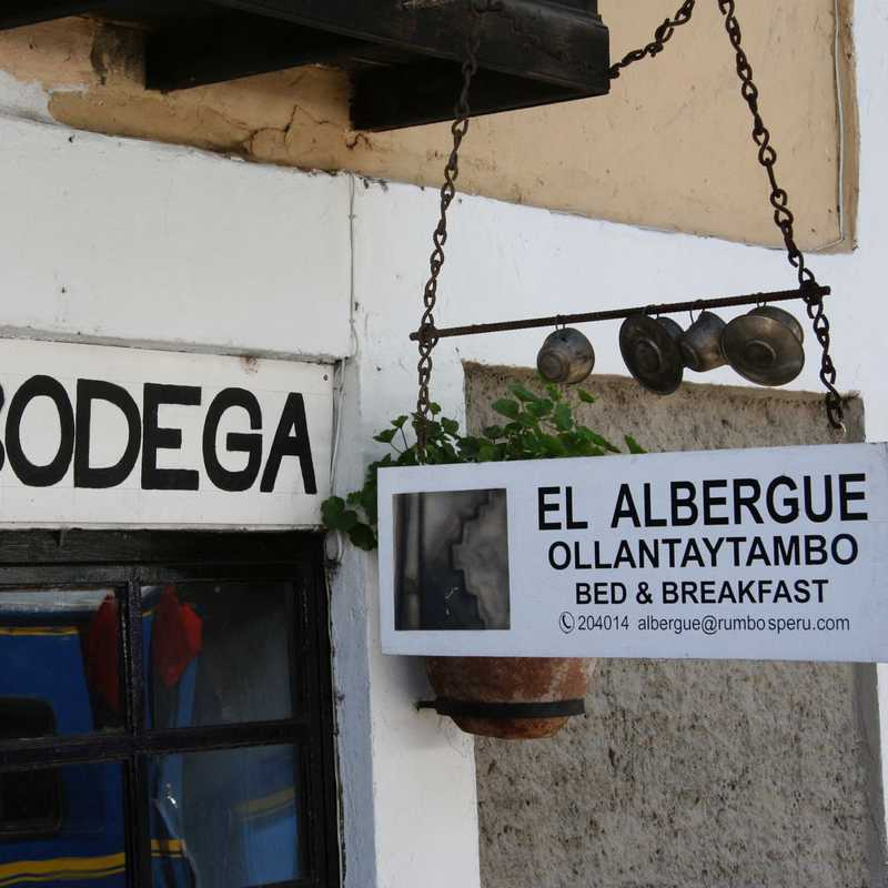El Albergue Ollantaytambo