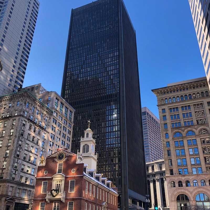 Boston & Concord 2020