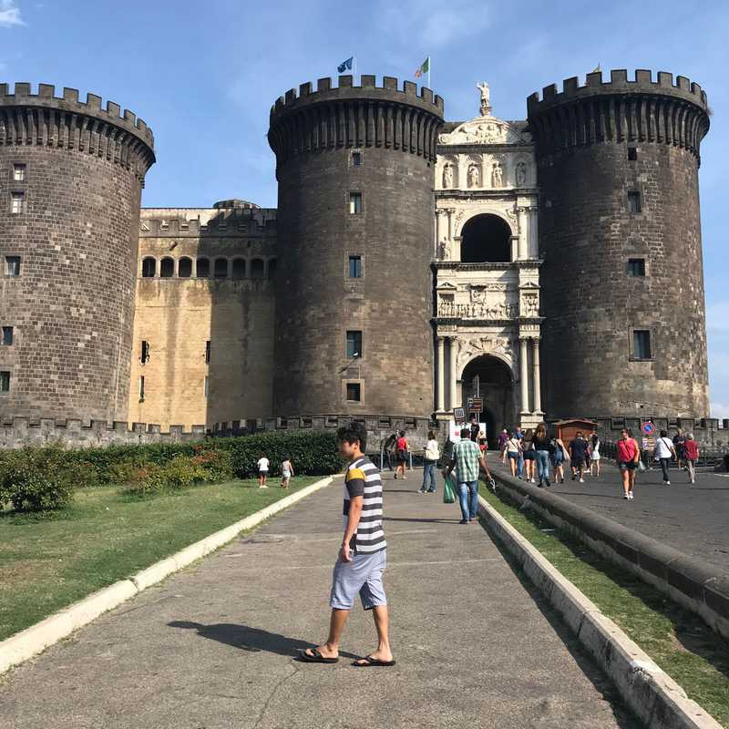 Trip Blog Post by @marylunasame24: Naples 2018 | 1 day in Sep (itinerary, map & gallery)