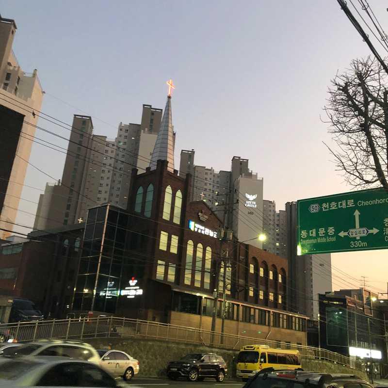 Cheongnyangni Station