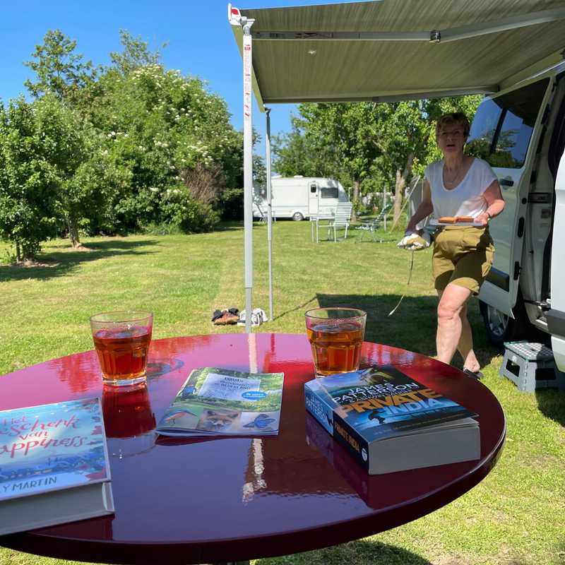 Camping en Camperpark Het Gelderse Eiland