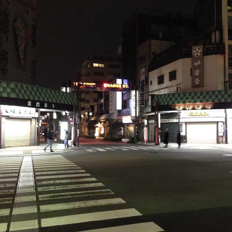 Nakamise Shopping Street