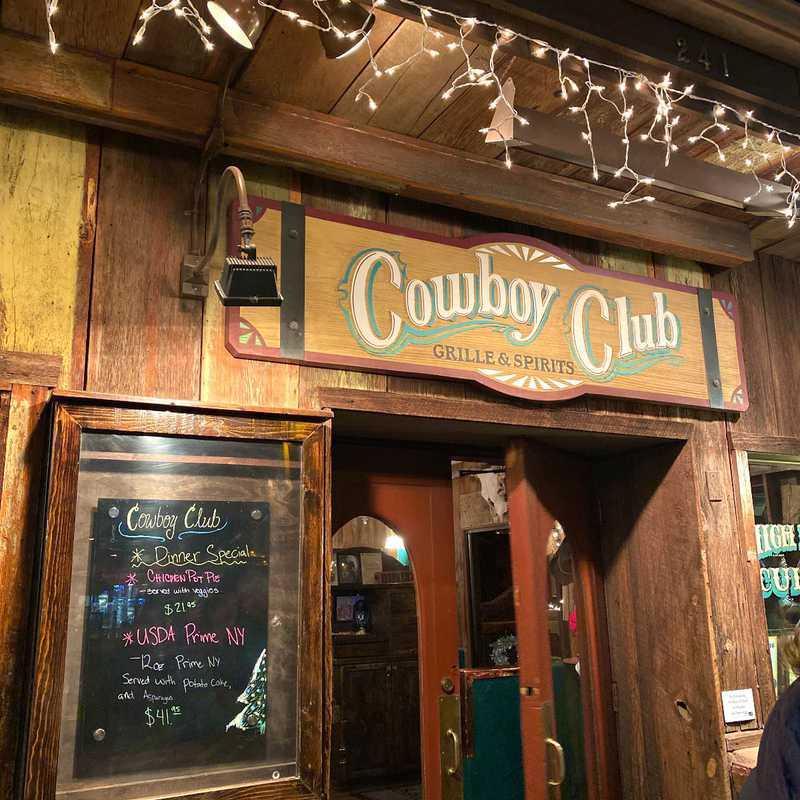 Cowboy Club Grille & Spirits