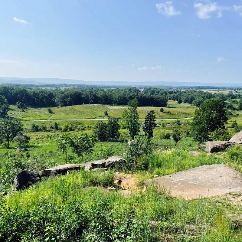 Gettysburg Auto Tour Stop 8