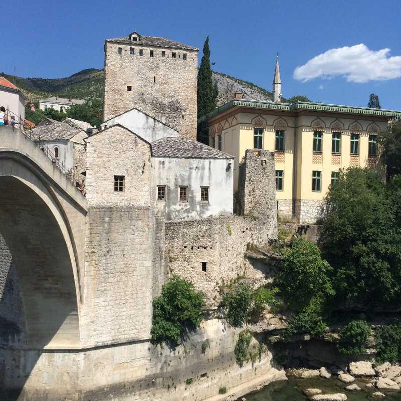 Visit Old Bridge of Mostar