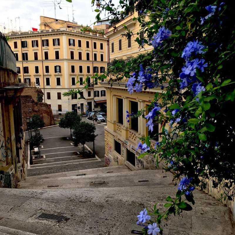 Rignano Garganico Centro storico