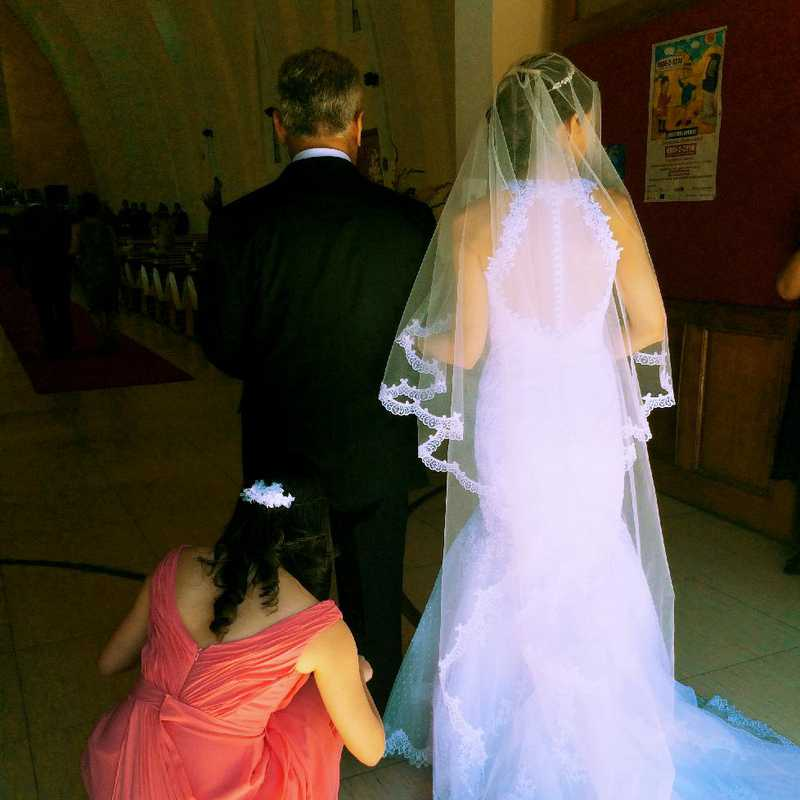 Wedding Ceremony at Iglesia San Lázaro