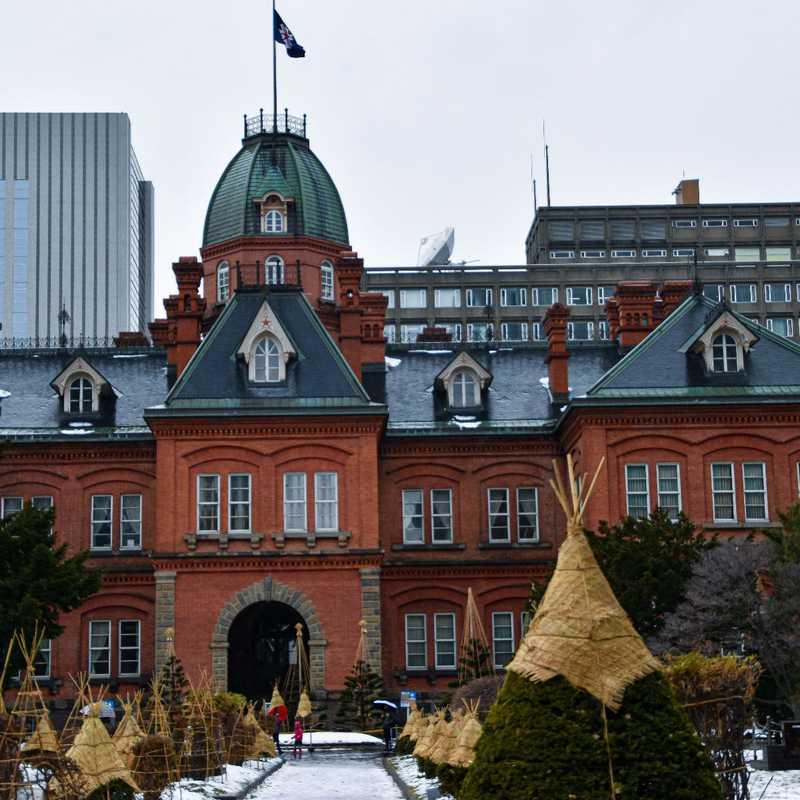 Sapporo second Government Building