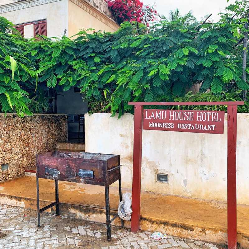 The Best Food in Lamu