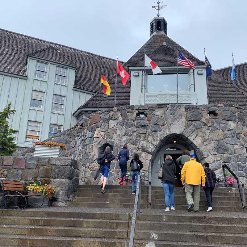 Timberline Lodge and Ski Area