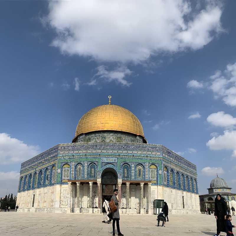 Trip Blog Post by @fuzzy: Israel - Tel Aviv & Jerusalem 2018 ❤️ | 8 days in Dec/Jan (itinerary, map & gallery)