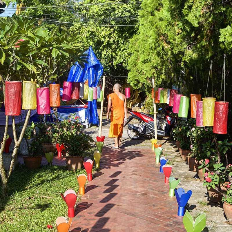 Wat Choum Khong Sourin Tharame