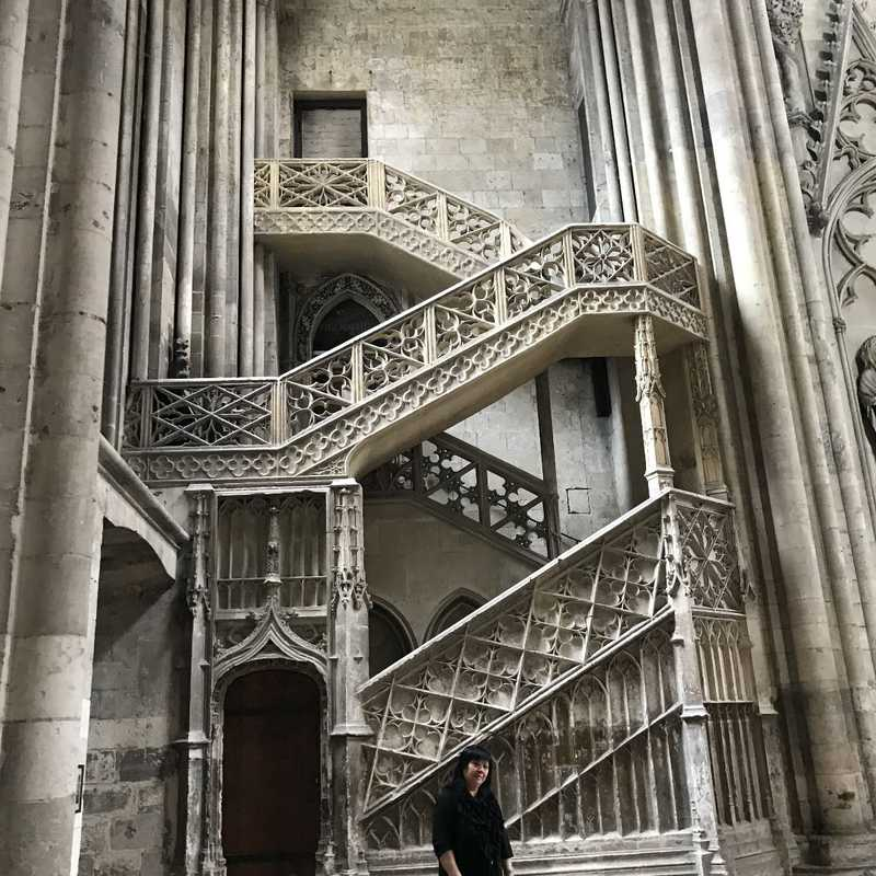 FRANCE ROUEN 2018 | 1 day trip itinerary, map & gallery
