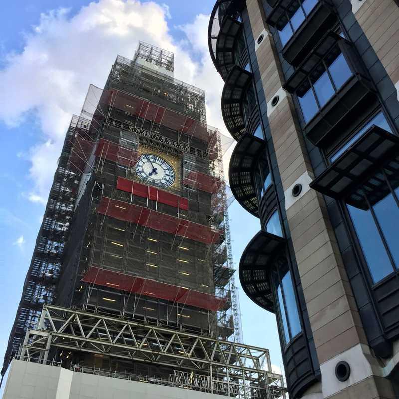 Place / Tourist Attraction: Big Ben (London, United Kingdom)