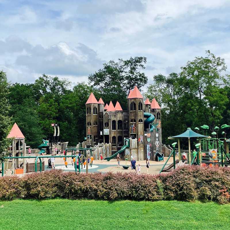 Kids Castle, Central Park - Doylestown