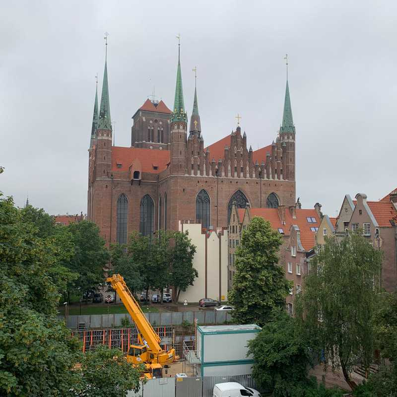 Basilica of St. Mary of the Assumption of the Blessed Virgin Mary in Gdańsk