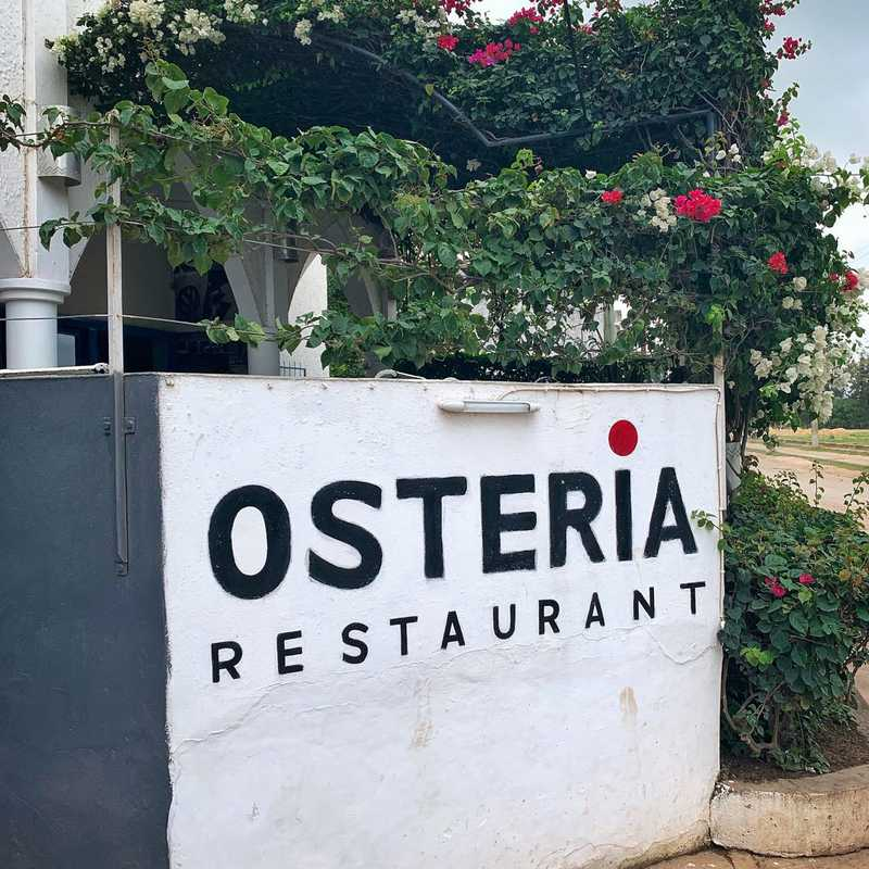 Osteria Restaurant & Ice Cream Malindi (Sea Front Road)