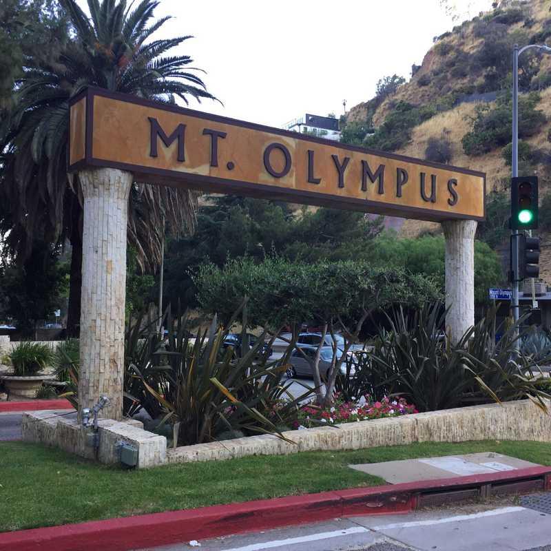 Mount Olympus Drive