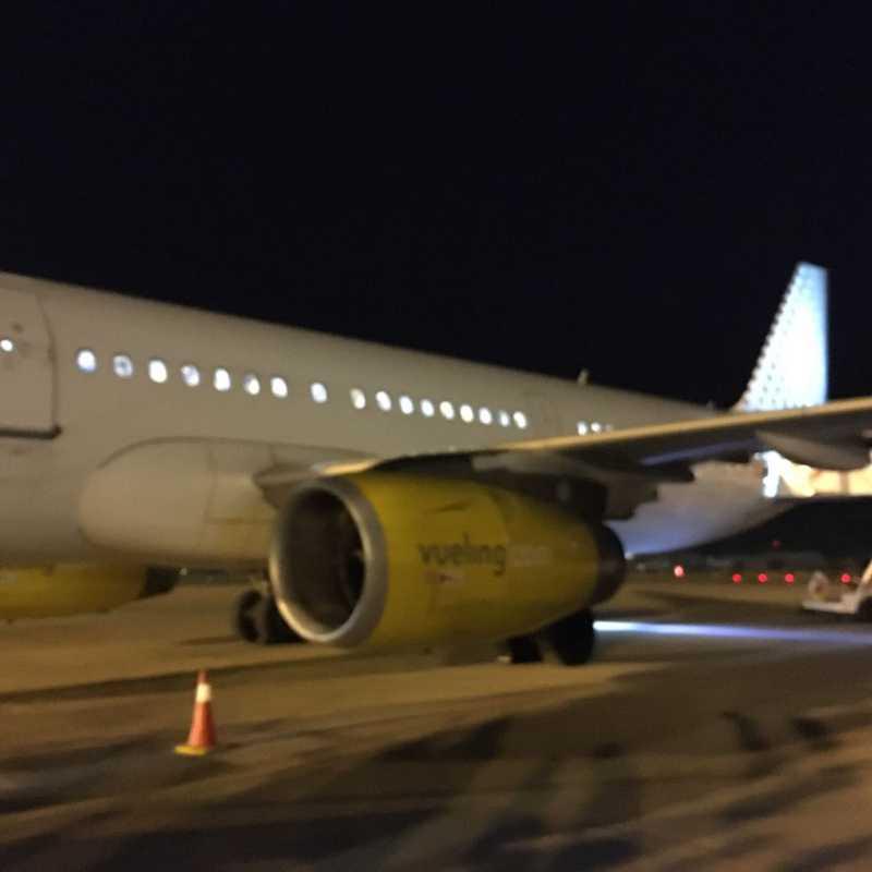 Aeropuerto de Gran Canaria (LPA)