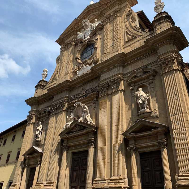 Church of Saints Michael and Cajetan