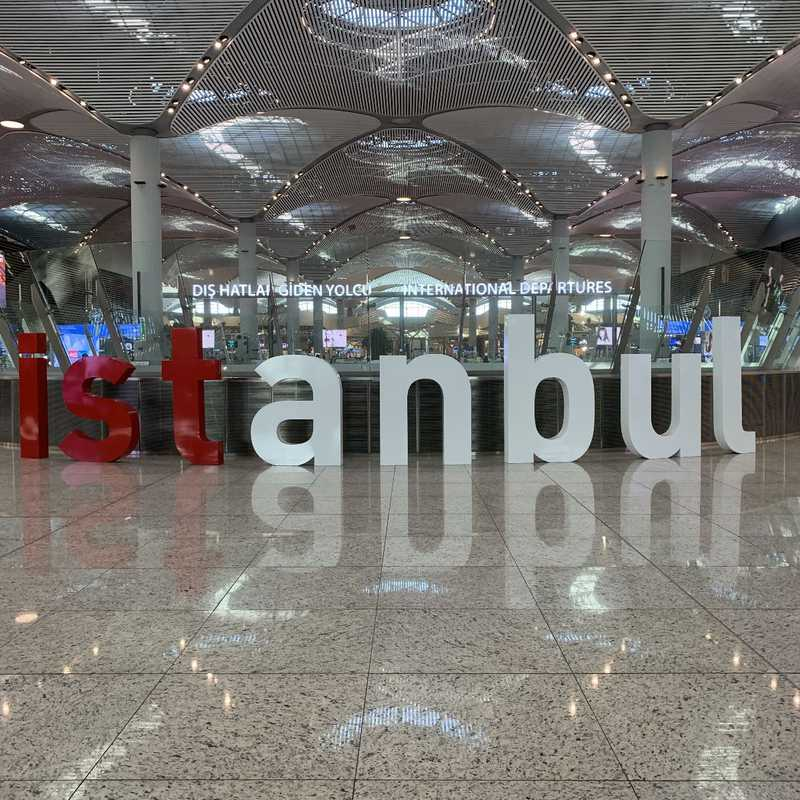 Istanbul Airport (IST)