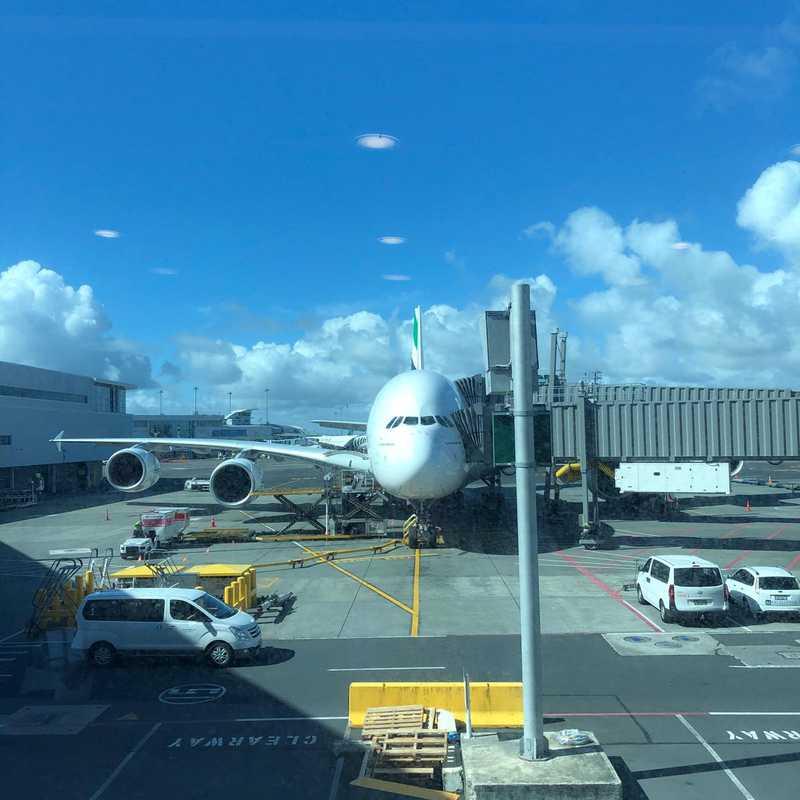Auckland Airport (AKL)