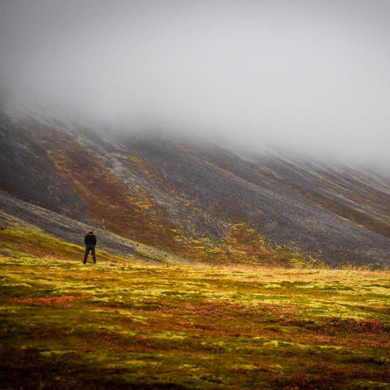 Snæfellsjökull National Park