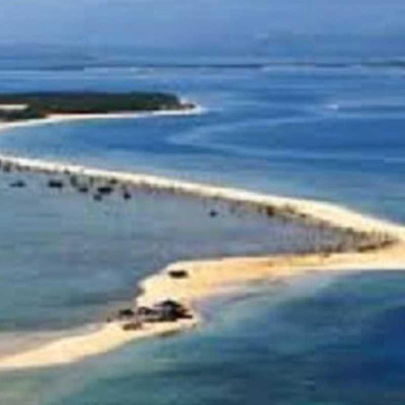 Snake Island Palawan