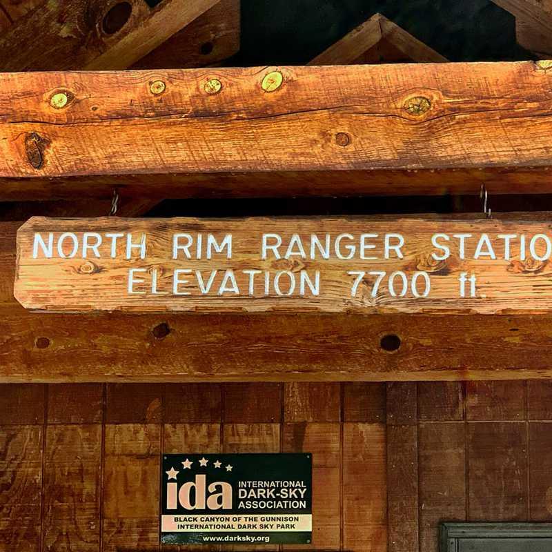 North Rim Ranger Station