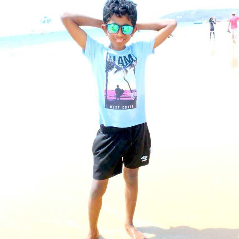 Calangute Beach