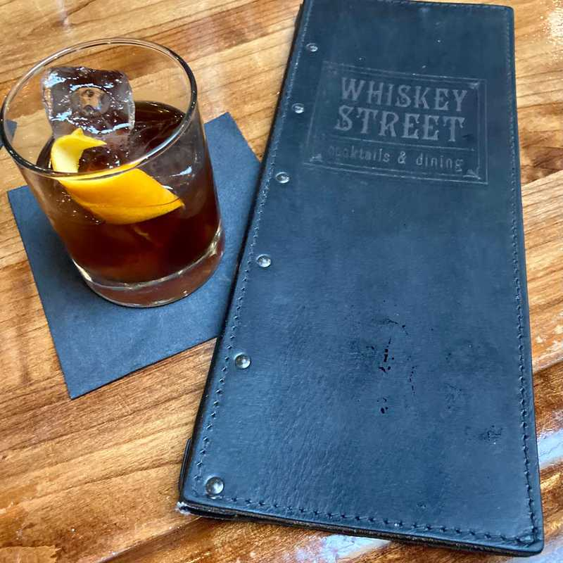 Whiskey Street Cocktails & Dining