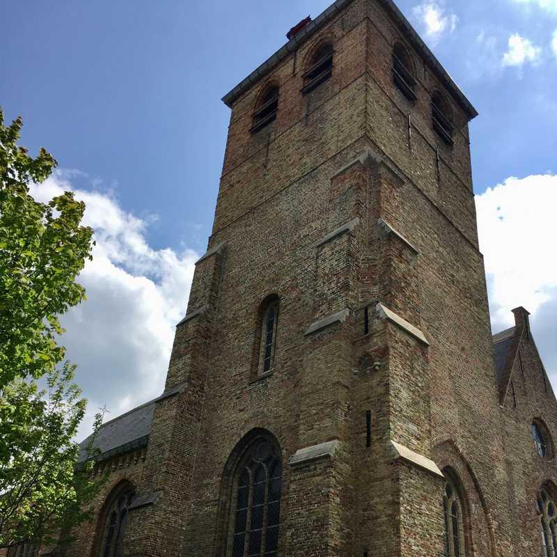 Sint-Antonius Kerk van Blankenberge