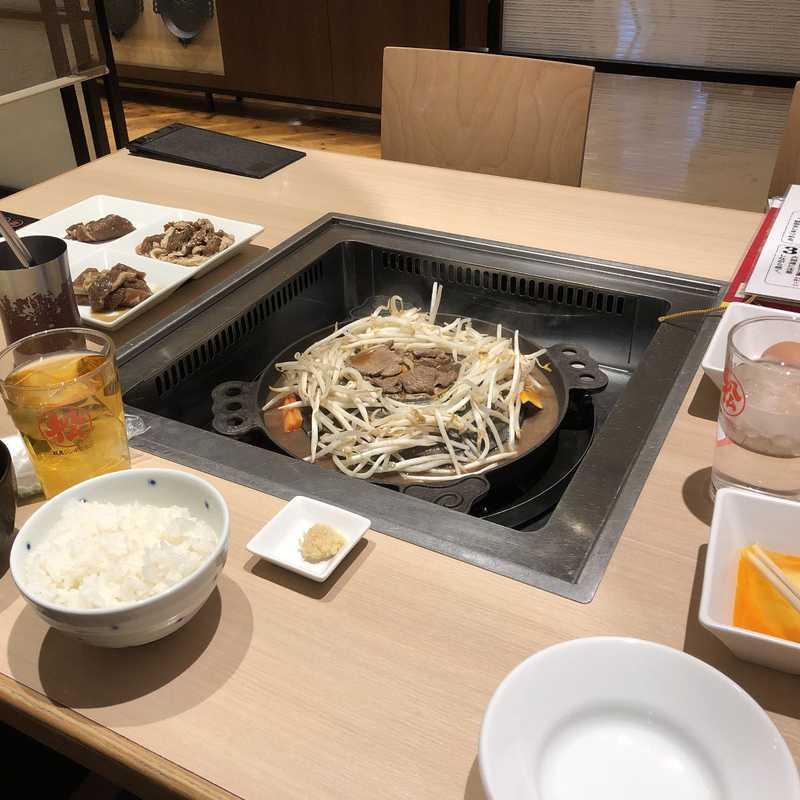 Matsuo Jingisukan Sapporo Ekimae Shop