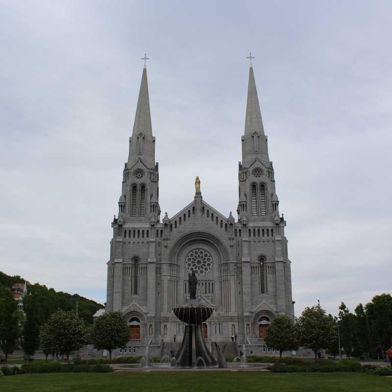 Sanctuaire de Sainte-Anne-de-Beaupré