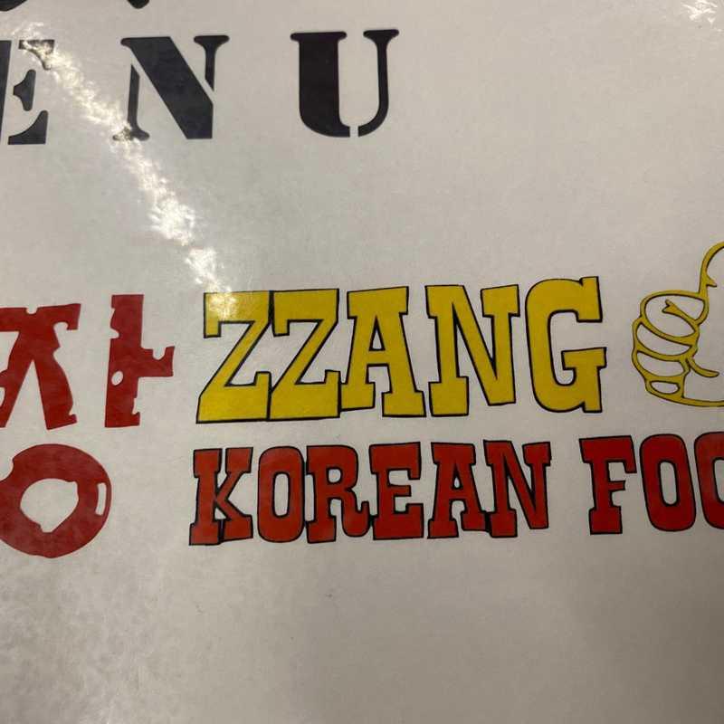 Zzang Korean Food