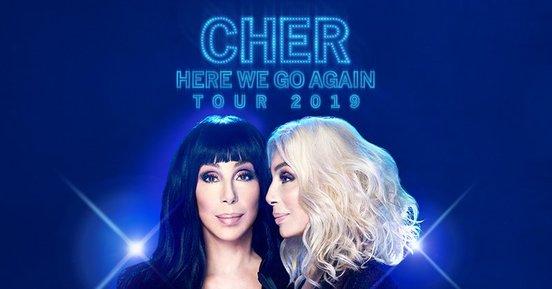 Cher Tickets 2019
