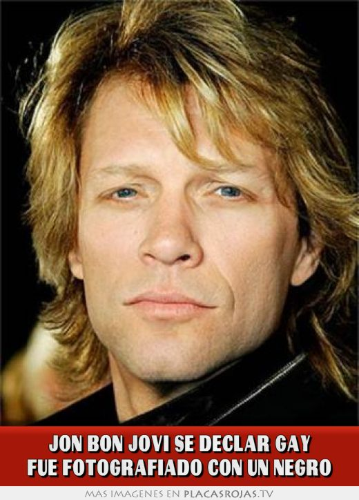 is bon jovi gay