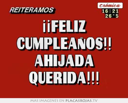 feliz cumpleaÑos!! ahijada querida!!! - Placas Rojas TV Uma Thurman
