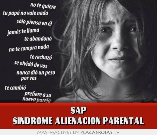 SAP SINDROME ALIENACION PARENTAL - Placas Rojas TV Uma Thurman About