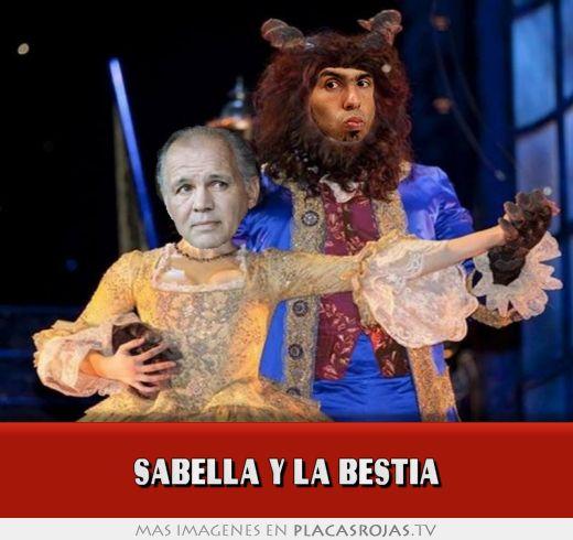 Sabella y la bestia