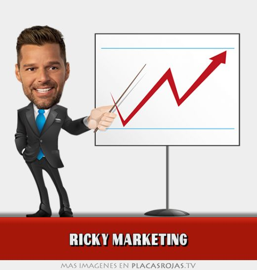 Ricky marketing