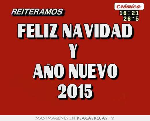 Feliz navidad y  aÑo nuevo 2015