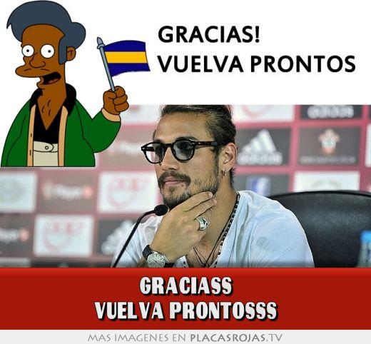 GRACIASS VUELVA PRONTOSSS