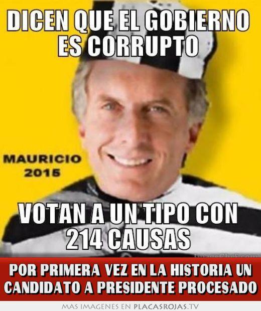 Durísima nota contra la gestión de Macri