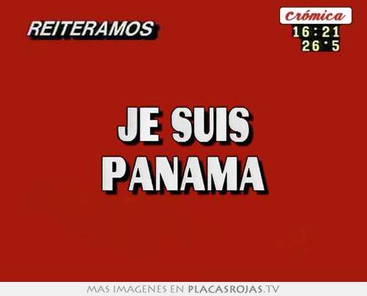 je suis panama