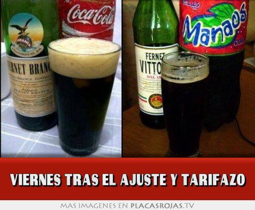 VIERNES TRAS EL AJUSTE Y TARIFAZO