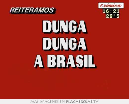 Dunga dunga a brasil