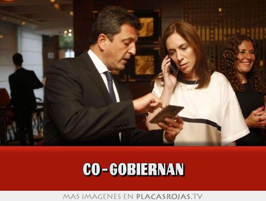 CO-GOBIERNAN